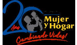 Logo Fundación Mujer y Hogar